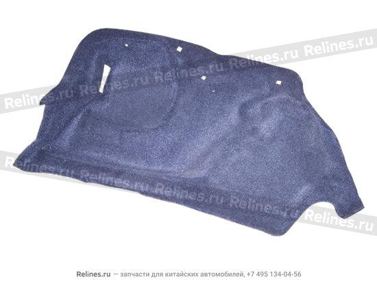 Mould assy - rear arch LH - A11-5101010BA
