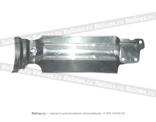 Plate - heat insulation - A11-3400113BM