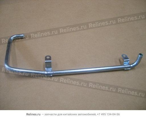 "Изображение продукта ""Breather pipe weldment(dr intake superch"""