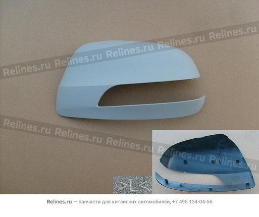 Накладка декоративная левого наружного зеркала - 8202150XK24XB