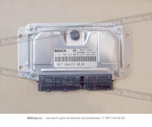 Блок управления двигателем - 3610100-E10
