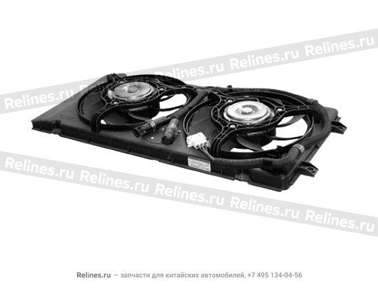 Вентилятор радиатора - A11-1308020AD