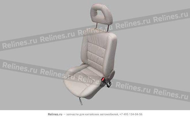Seat assy - FR RH - A15-6800020BK