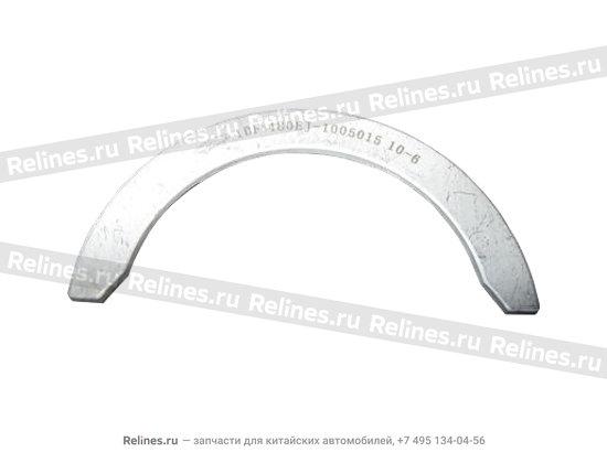 Полукольцо коленвала (1 шт) - 480EJ-1005015