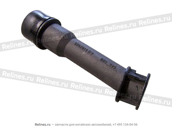Патрубок резин - A11-8107025