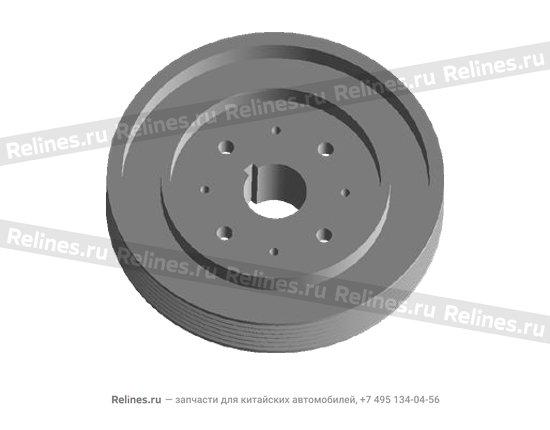 Wheel - 480-1005001