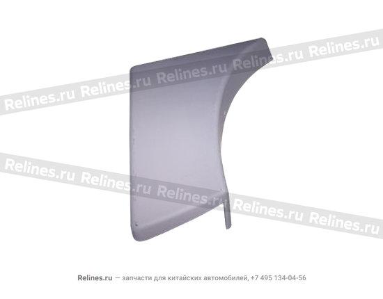 Молдинг крыла переднего правого - A15-8403120-DQ