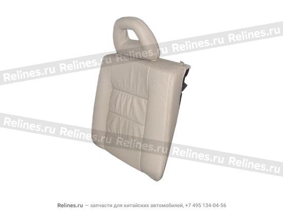 Back L r.seat - A15-7005010BK
