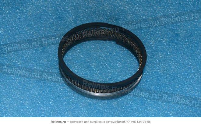 Кольца поршневые (номинал) - 480EF-1004030