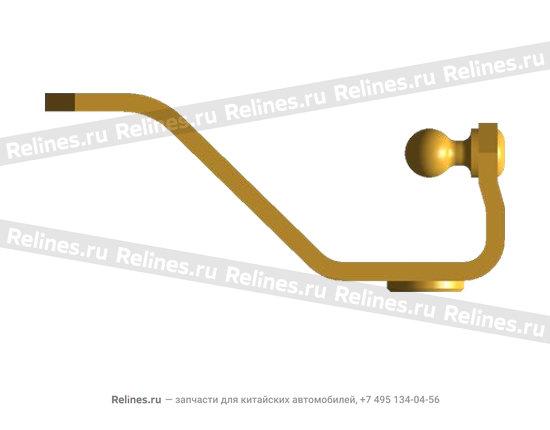 Кронштейн механизма привода переключения передач металлический