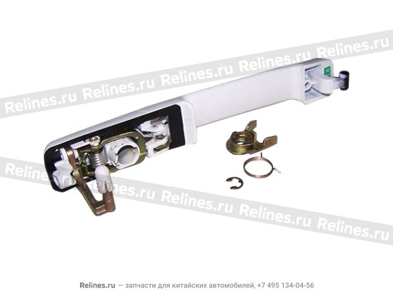 Handle - FR/dr outter RH - A11-8CB6105620DQ