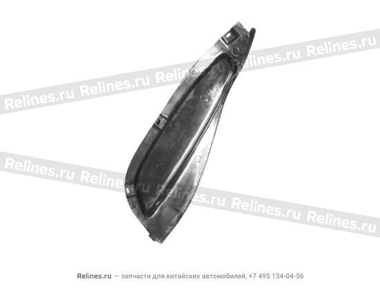 Подкрылок задний левый - A11-3102031