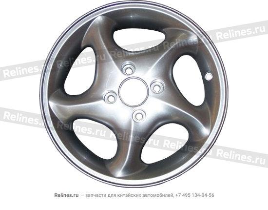Диск колесный алюминиевый