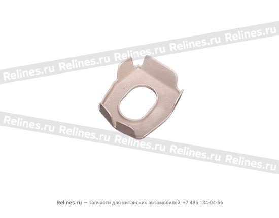 Reinforcement - hinge upper