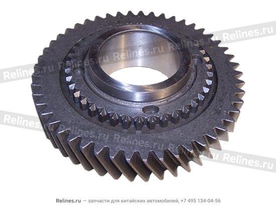 Gear - dooriven (1ST) - QR520-1701420