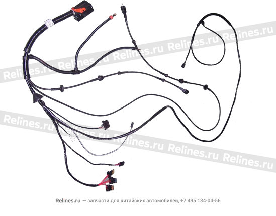 Cable assy-abs control