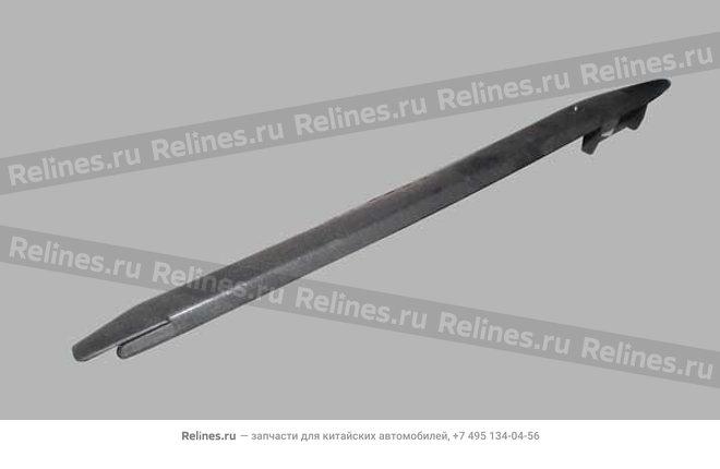 Plate 2# - protector (slideway) - A11-6800056