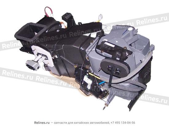 Блок управления кондиционером - A15-8107010BK