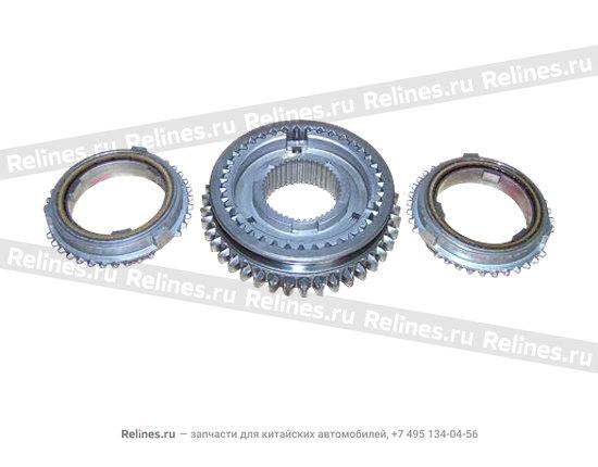 Synchronizer - clutch (1ST&2ND) - A15-1708320NV