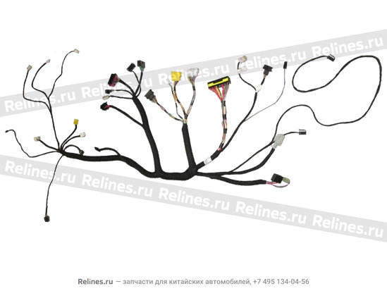 Cable assy - dashboard