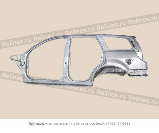 Панель боковины кузова левая в сборе - 5401100-K00