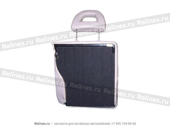 Back L r.seat - A15-7005010BT