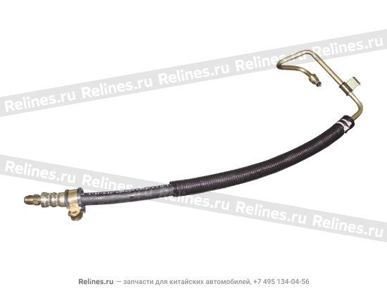 Шланг ГУР высокого давления с фиттингами - A15-3406110CV