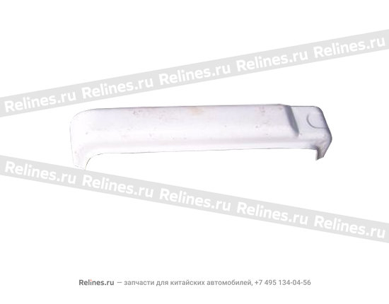Reinforcement - hinge lower LH - A11-5400311-DY