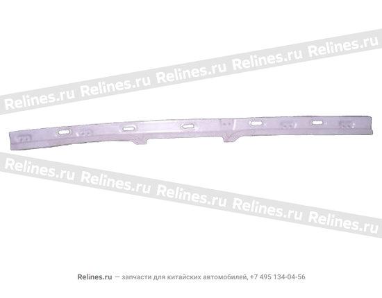 Rail L roof-inner