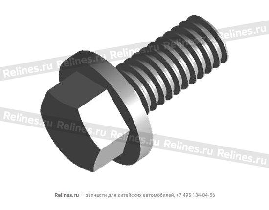 Screw - fixing reverse fork braket - 015311444aa