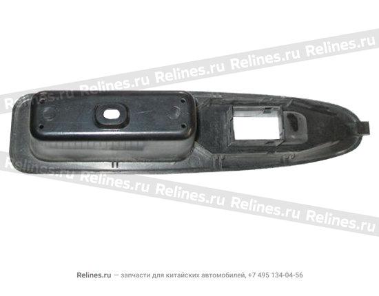 Handrest cover - RR door LH - A15-6202571DB