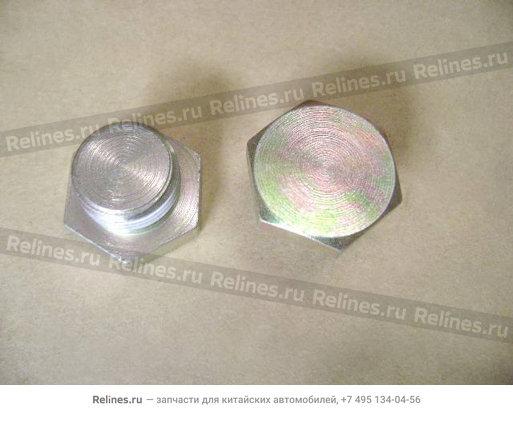 Пробка КПП сливная - QR512-1701164