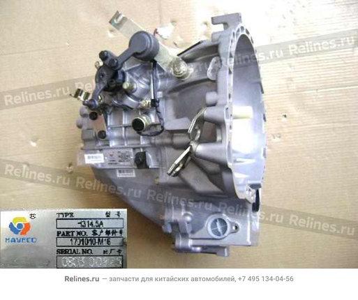 Коробка передач - 1700000-M16