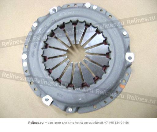 """Изображение продукта """"Clutch pressure plate w/cover"""""""