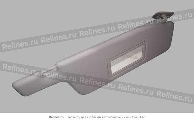 Солнцезащитный козырек правый - A11-8204020BG