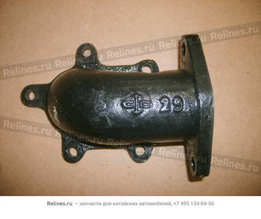 "Изображение продукта ""Conn pipe-exhaust pipe"""