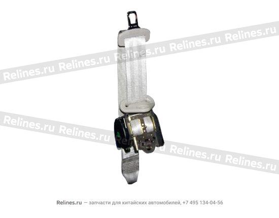 Safety belt r rear - A15-8212100BB