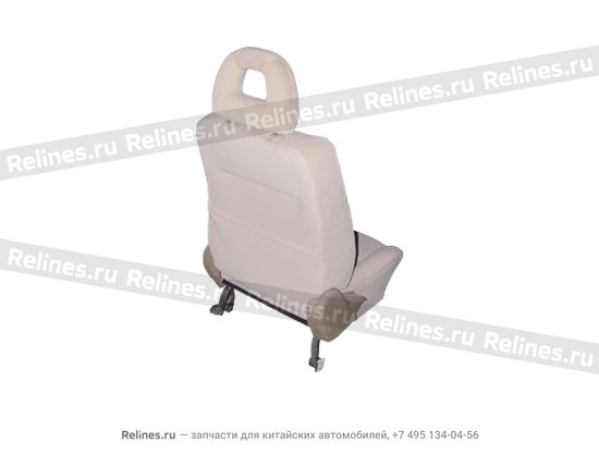Seat assy - FR RH - A15-6800020BC