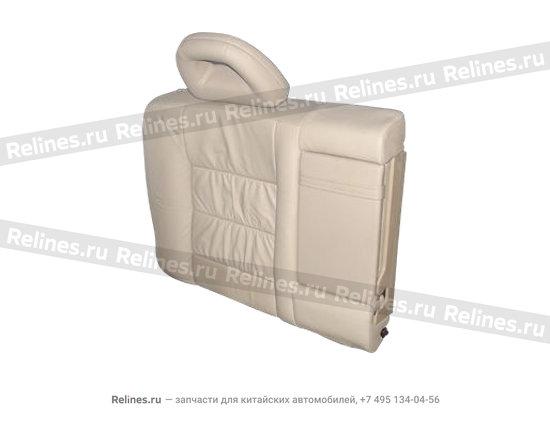Backrest cushion assy - RR row RH - A15-7005020BK
