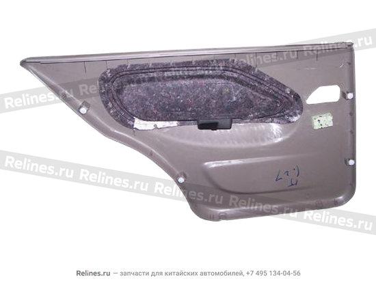 Panel - RR door RH INR - A15-6202420CD