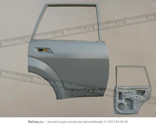 Дверь задняя правая Hover H3 New - 6201200AK46XB