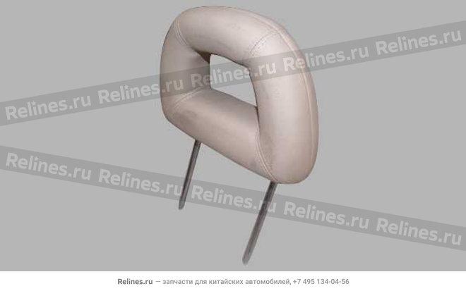 Headrest - FR seat - A15-6800190BK