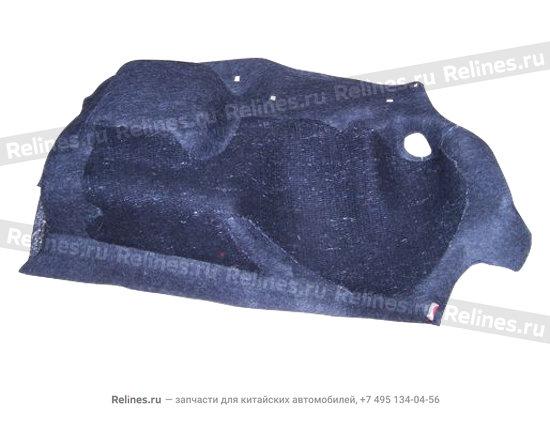 Mould assy - rear arch RH - A11-5101020BA