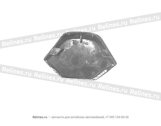 Крышка салонная пластиковая - A15-8212021