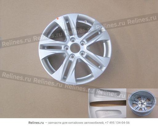 """Изображение продукта """"Aluminum wheel"""""""