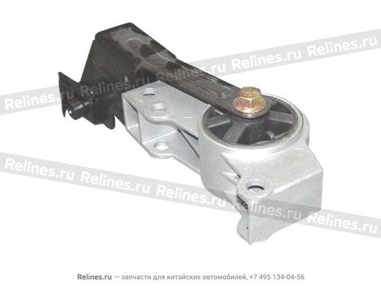Опора двигателя правая - A11-1001330BM