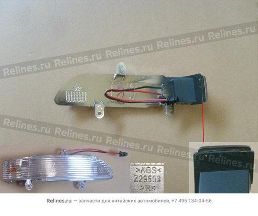Указатель поворота в зеркале правый - 8202120-K24