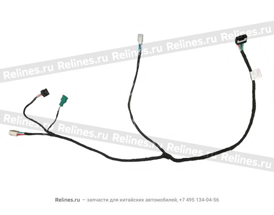 Control cable assy - a/c