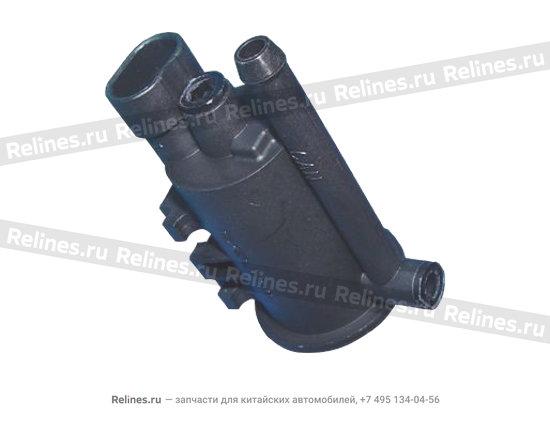 Regenerative electromagnetic valve assy - A11-1208210CA