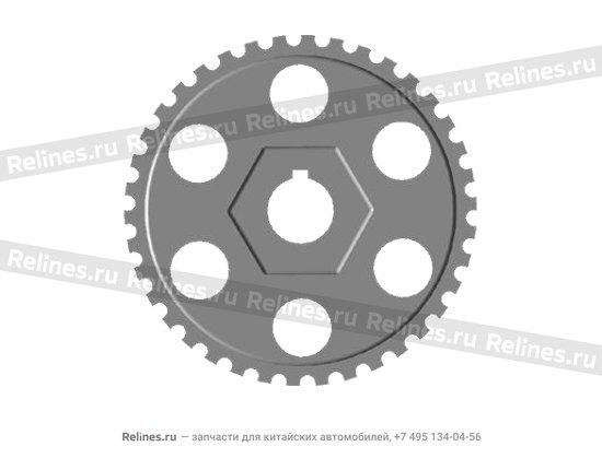 Gear - camshaft timing - 480-1006041